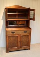 Small Proportioned Oak Dresser (6 of 9)