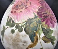 Doulton Burslem Large Eggshell Ground Vase c.1885 (6 of 11)