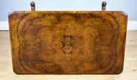 19th Century Victorian Burr Walnut Centre Table (10 of 10)