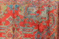 Antique Ushak rug 199x161cm (6 of 6)