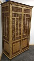 Mid 20th century reproduction Moroccan/islamic armoire (3 of 3)