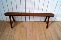 French Farmhouse Bench (3 of 8)