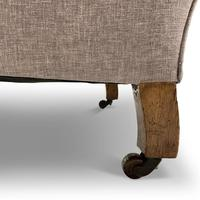 Howard & Sons Style Armchair (7 of 7)