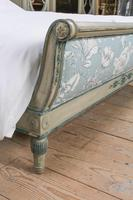 Very Pretty Original Aged Paint French Bedroom Suite (6 of 13)