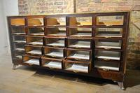 1920s Bronze Counter with Drawers (9 of 9)