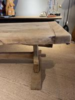 Rustic Refectory Table (2 of 9)