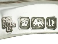 Sterling Silver Candlesticks - Antique George V 1912 (8 of 9)