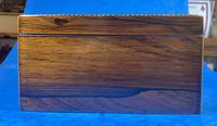 George III Rosewood Tunbridge Ware Box with Specimen Wood Inlay (6 of 15)