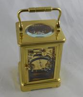 Drocourt Striking Carriage Clock (7 of 7)