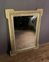 Decorative French Painted & Silver Gilt Mirror (6 of 6)