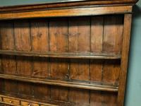 Very Good 18th Century Oak Dresser (4 of 15)