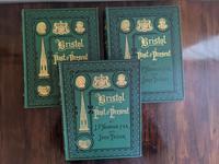 Three Circa 1881 Books of Bristol Past & Present (2 of 6)