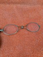 Antique Victorian Double Folding Tortoise Shell Lorgnette Eye Glasses C1900 (12 of 12)