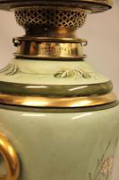 Antique Victorian Vase Lamp (5 of 10)