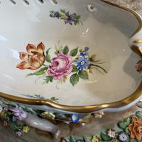 Dresden Porcelain Table Centre Piece (5 of 6)