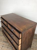 Antique 19th Century Mahogany Chest of Drawers (9 of 10)