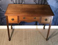 Mahogany Hall Table (3 of 8)