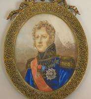 Outstanding Portrait Miniature. Marshall of the Empire. Michel Ney (4 of 6)