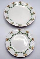 Antique 9 Piece Sandwich Set - Samuel Radford - Daisy Chain 1913-1924 (2 of 6)