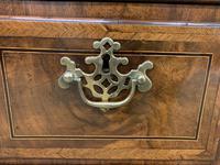 18th Century Burr Walnut Kneehole Desk (14 of 14)