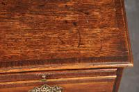 Small 18th Century Oak Chest of Drawers (2 of 10)