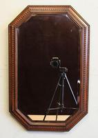 Oak Framed Overmantel Wall Mirror (2 of 5)