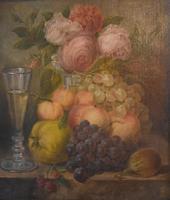 Fine Victorian Still-life Oil Painting (5 of 8)