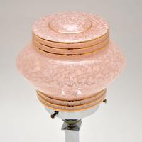 1960's Vintage Art Deco Style Table Lamp (4 of 7)