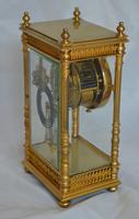 Four Glass Mantel Clock (5 of 6)