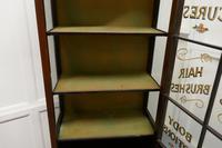 Edwardian Mahogany Sign Painted Perfumery Cupboard (4 of 7)