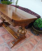 Waring & Gillows Extending Dining Table 1910 (9 of 13)