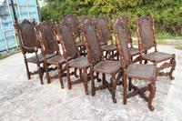 Set of Dining Chairs (4 of 13)
