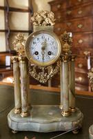 French Onyx Clock Set (3 of 3)