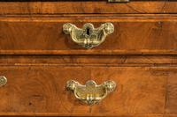 Mid 18th Century Walnut Bureau of Exceptional Colour & Patina (5 of 8)