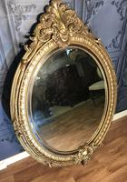 Large Gilt Mirror (8 of 8)