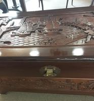 Chinese Wooden Chest (3 of 4)