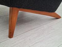 Danish Design by Folke Ohlsson, 1960s, Restored Relax Armchair (8 of 14)