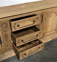 Superb Long French Oak Dresser Base (15 of 15)
