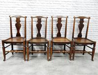 Set of 4 Early 19th Century Country Dining Chairs (3 of 8)