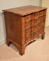 18th Century Dutch Chestnut Commode Chest of Drawers (6 of 7)