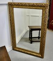 20th Century Rococo Style Gilt Wall Mirror (5 of 7)