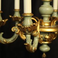 Florentine 6 Light Polychrome Chandelier (2 of 9)