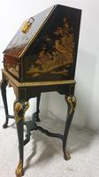 Outstanding Chinoiserie / Laquered Bureau (9 of 15)