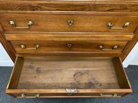 18th Century French Fruitwood Tall Chest of Drawers (16 of 18)