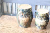 Scottish Pottery Slipware Barrel Storage Jars x4 (18 of 35)
