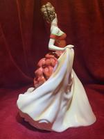 "Royal Doulton HN5465 titled ""Autumn Ball"" Figurine (5 of 9)"