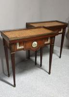 Fabulous Pair of French Card Tables (13 of 17)