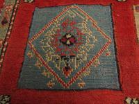 Superbly Colourful Antique Rahra Rug, Kilim Rug (6 of 13)