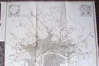 1832 The Metropolitan Boroughs Rare Reform Bill Plan. London Map by Robert Dawson (4 of 4)