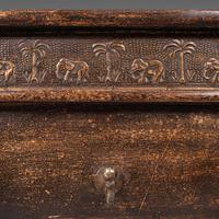 Antique Elephant Polo Crop Rack, Indian, Hallway Plaque, Colonial, Victorian (6 of 10)